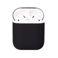 Чехол Apple AirPods (черный)