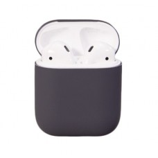 Чехол Apple AirPods (серый)