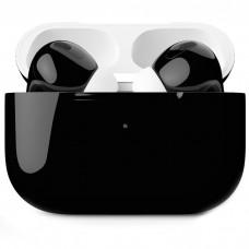 Беспроводные наушники Apple AirPods Pro чёрные глянцевые