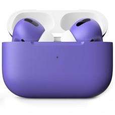 Беспроводные наушники Apple AirPods Pro фиолетовые матовые