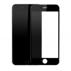 Защитное 3D стекло для iPhone 7/8/SE 2 - черное