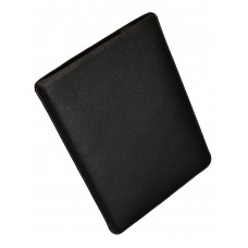 """Чехол вертикальный Alexander для MacBook Pro 16"""", кожа, классика, чёрный"""