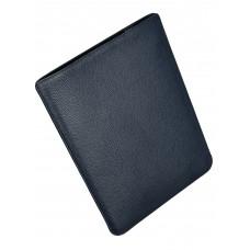 """Чехол вертикальный Alexander для MacBook Pro 16"""", кожа, классика, синий"""