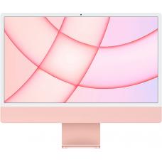 "Apple iMac 24"" MJVA3 Retina 4,5K, (M1 8C CPU, 7C GPU), 8 ГБ, 256 ГБ SSD, розовый"