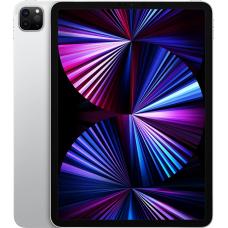 Планшет Apple iPad Pro 11 Wi-Fi 128 ГБ 2021, серебристый