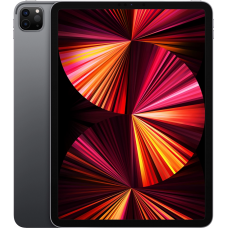 Планшет Apple iPad Pro 11 Wi-Fi + Cellular 128 ГБ 2021, серый космос