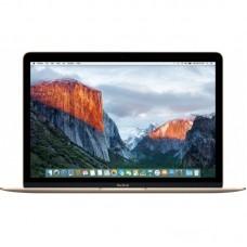 """Ноутбук Apple MacBook 12"""" MNYK2RU/A 2017 256GB (золотой)"""