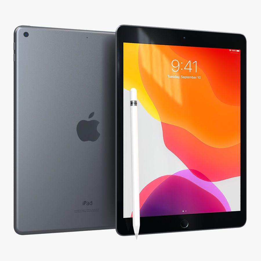 Описание iPad 10 2