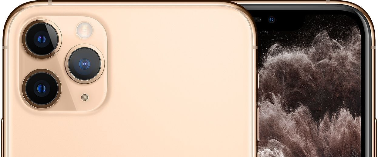 камера Айфон 10 про