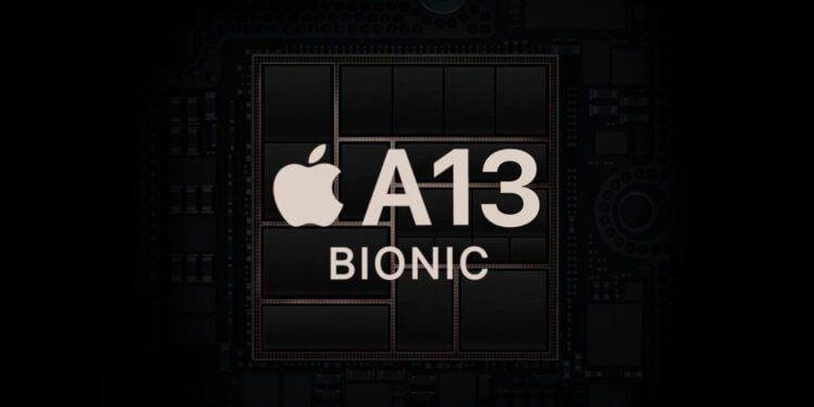 процессор iPhone 11 Pro Max